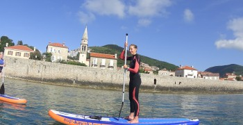 Photo Rent SUP (RTM) 12. SUP (Stand Up Paddleboarding). Rent in Montenegro