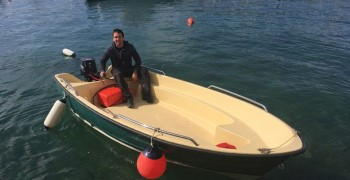 Photo Rent Small boat. Powerboat. Rent in Montenegro