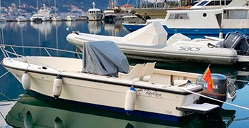 Photo Rent Cranchi Pelican. Powerboat. Rent in Montenegro