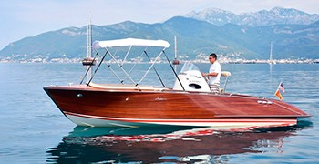 Photo Rent Autore 750. Boat. Rent in Montenegro