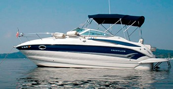 Photo Rent Crownline. Boat. Rent in Montenegro