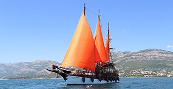 Photo Rent Luxury Old Yacht «Valeanna». Sailing yacht. Rent in Montenegro