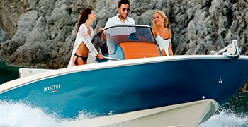 Photo Rent Invictus 200 FX. Boat. Rent in Montenegro