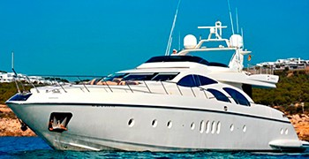 Photo Rent Azimut 98 Leonardo. Motor yacht. Rent in Montenegro
