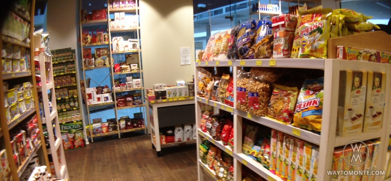 Food store Bonella.photo