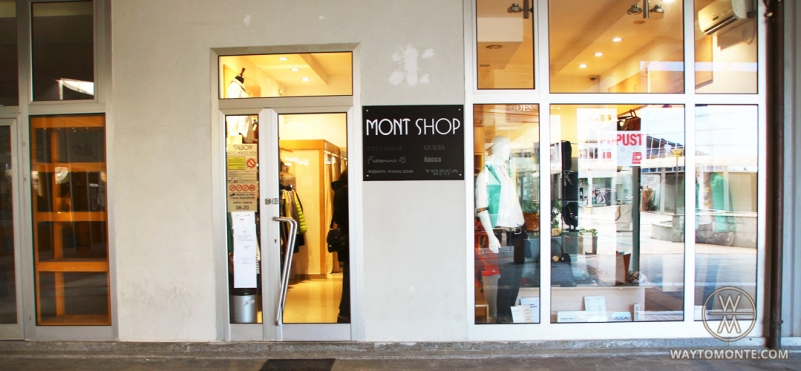 Clothing store Mont Shop.photo