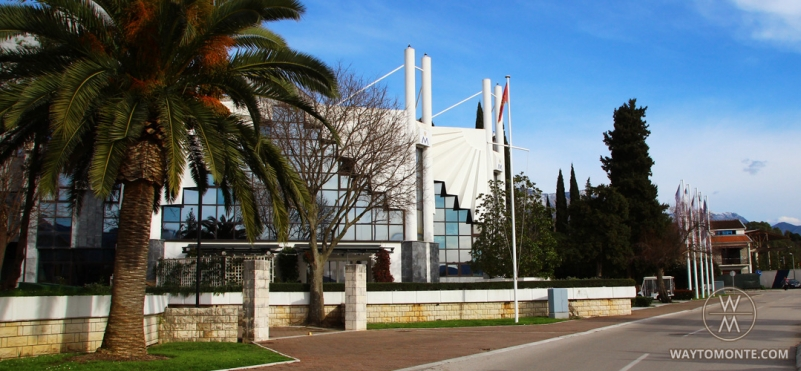 Administrative building Adriatic Marinas.photo