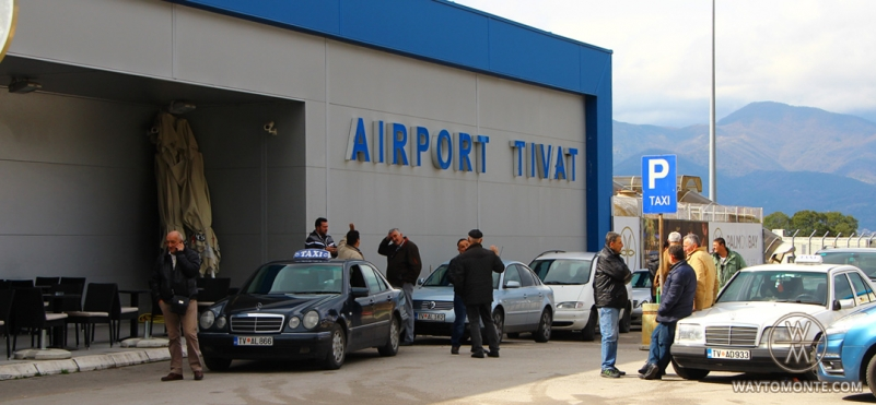 Airport Tivat.photo
