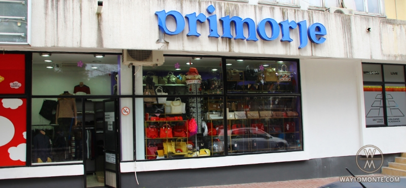 Clothing store Primorje.photo
