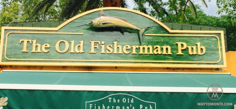 The Old Fisherman's Pub.photo