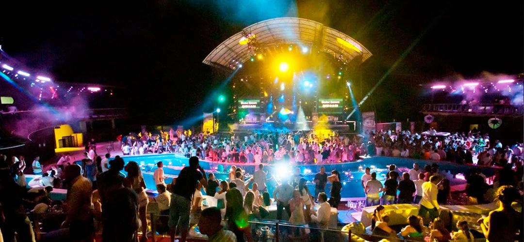night club top hill in budva montenegro