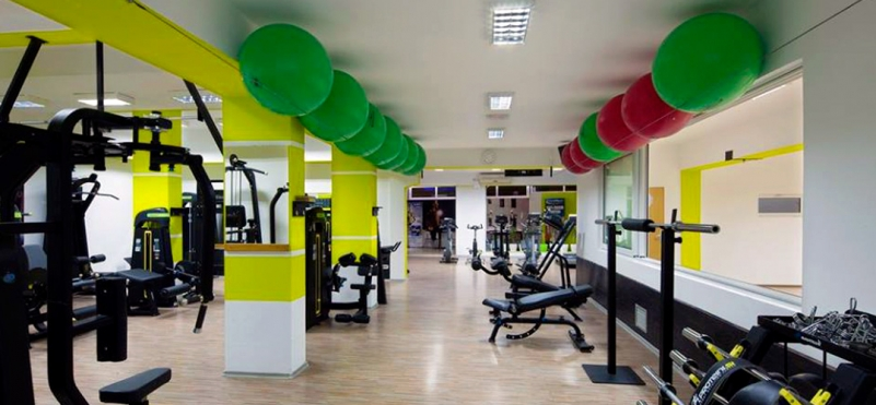 Fitness club Positive.photo