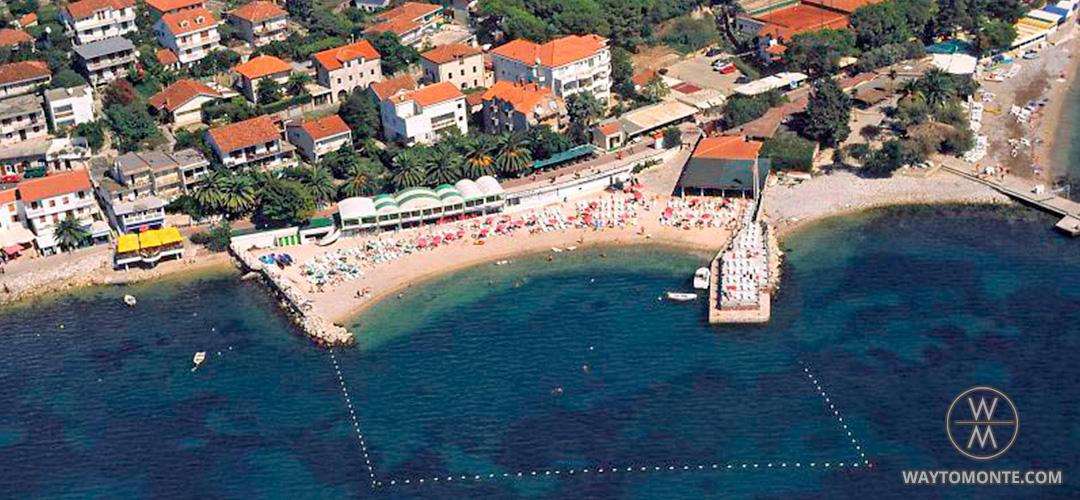 Черногория пляж рафаэлла аппартаменты квартиры и цены в оаэ