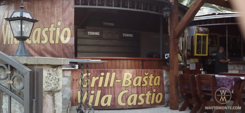 Grill Basta Vila Castio.photo