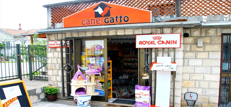Pet shop Cane-Gatto.photo