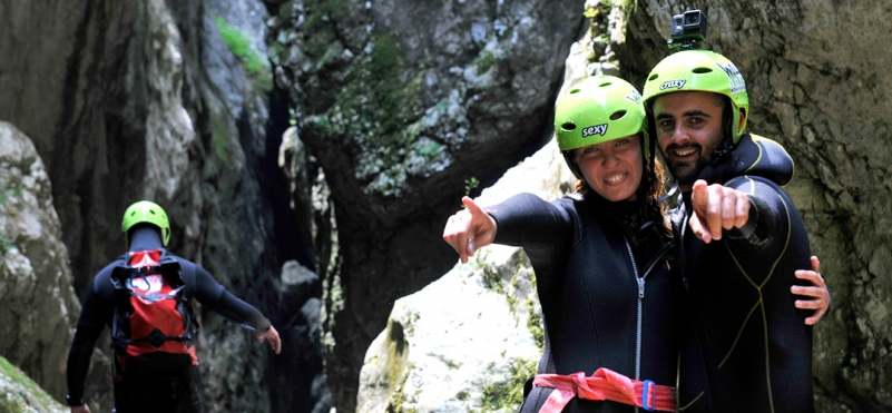 Wild Tour Kanjon Nevidio (Canyoning).photo