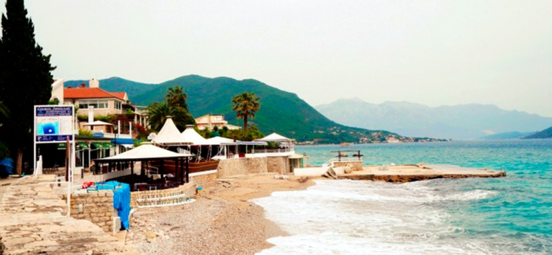 Corovica beach.photo