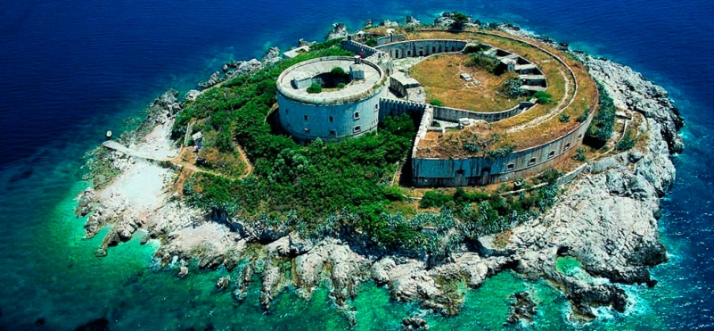Mamula plaža.photo