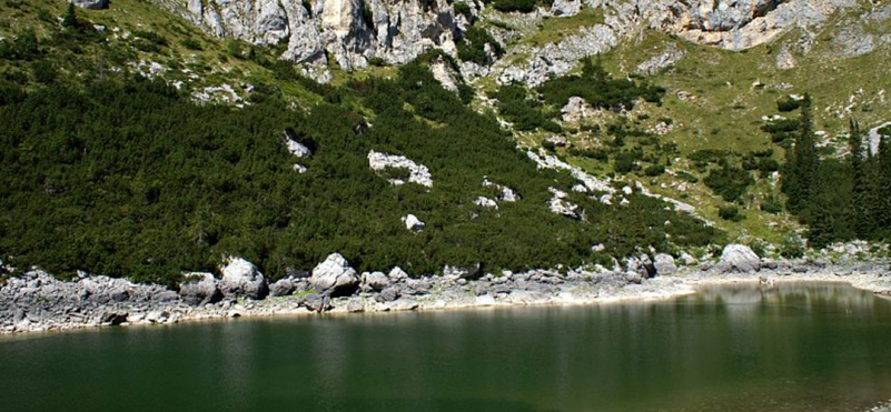 Jezero Jablan.photo