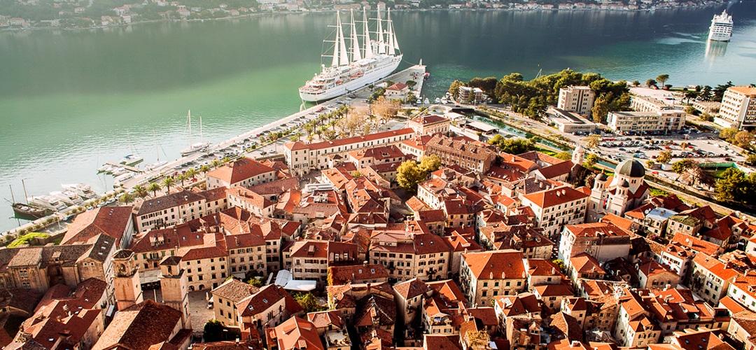 Stari Grad Kotor Povijest I Znamenitosti