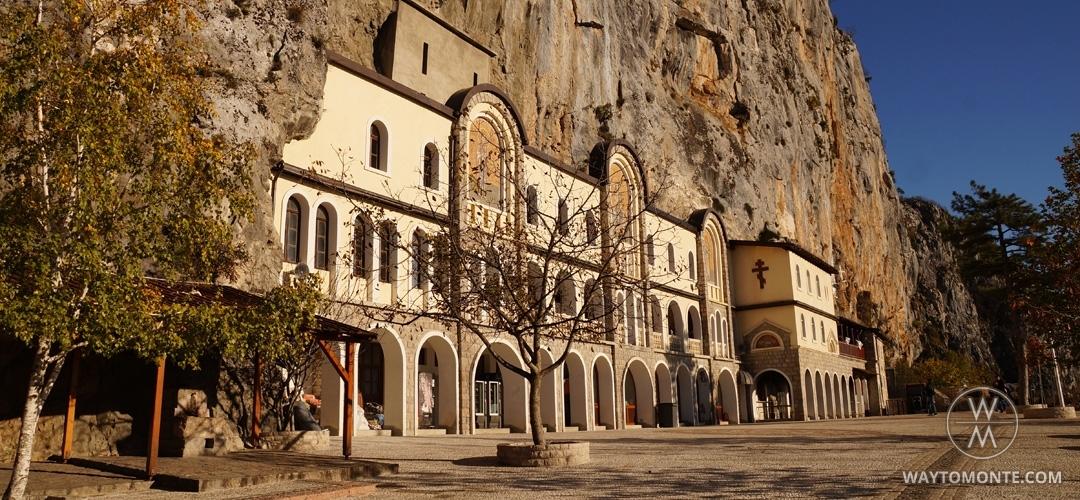 Manastir Ostrog U Crnoj Gore
