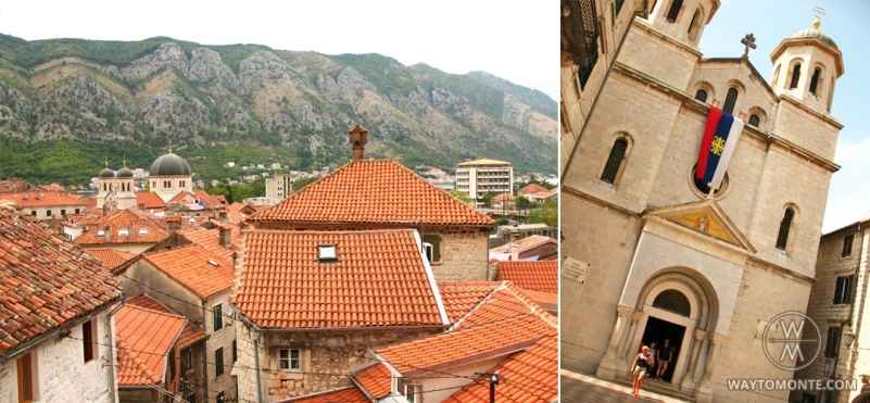 The Old Town Kotor.photo