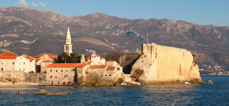 Places to visit in Montenegro.photo