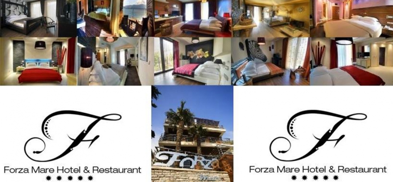 Hotel and Restaurant Forza Mare.photo