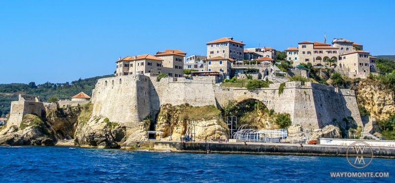 Fortress of Ulcinj.photo