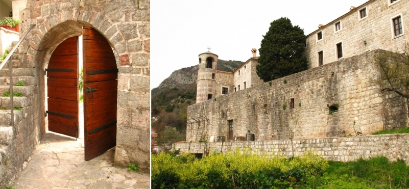 подострог будва монастырь фото цветами для