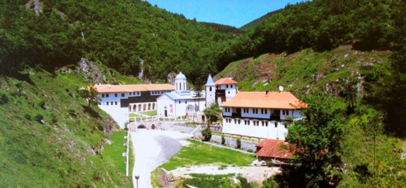 Monastery Of The Holy Trinity.photo