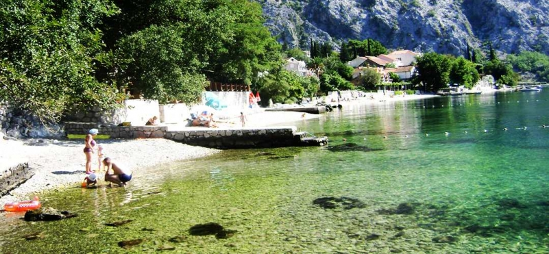 Orahovac beach.photo