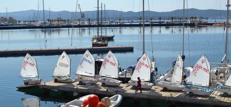 Sailing club Delfin.photo
