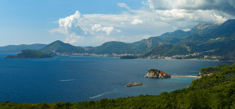 An unforgettable holiday in Montenegro.photo
