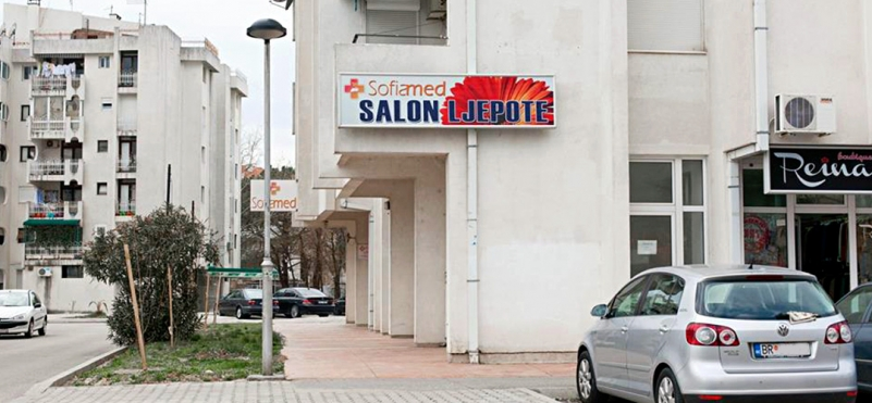 Beauty salon Sofia Med.photo
