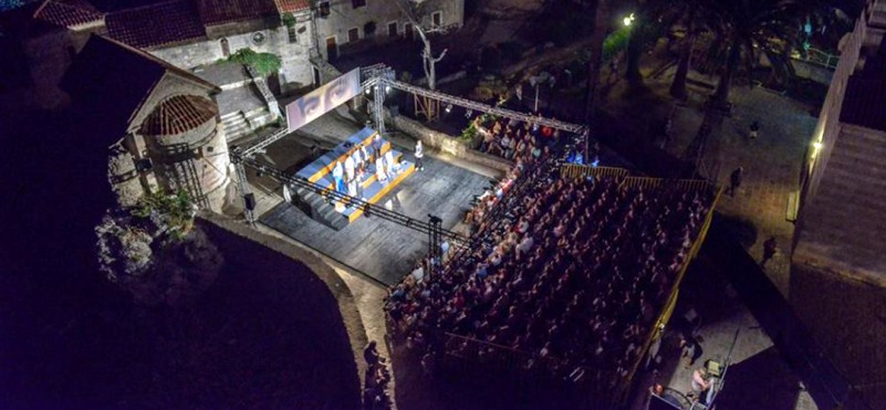 Budva City Theatre.photo
