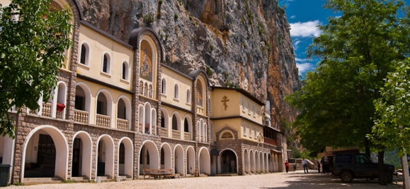 Spiritual paths of Montenegro: Ostrog, Dajbabe, Cathedral Resurrection of Christ