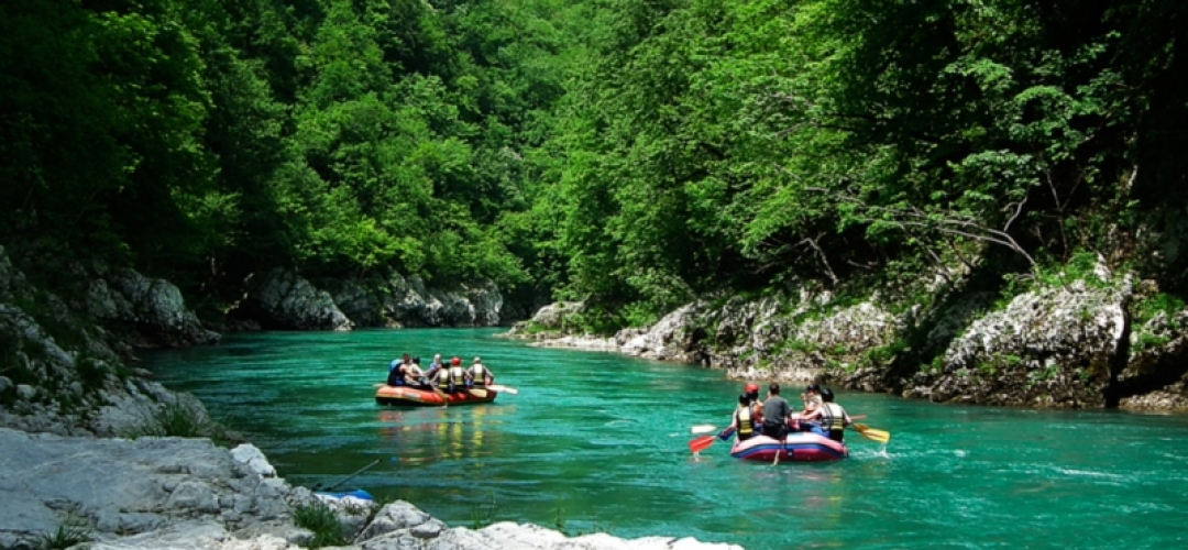 Extreme and vivid emotions! Rafting on the Tara river (1, 2, 3 days).