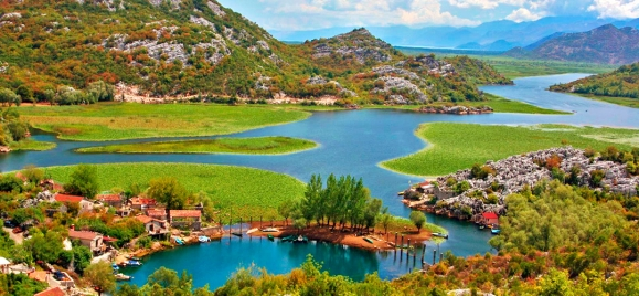 Walk through uncharted places of Skadar Lake!